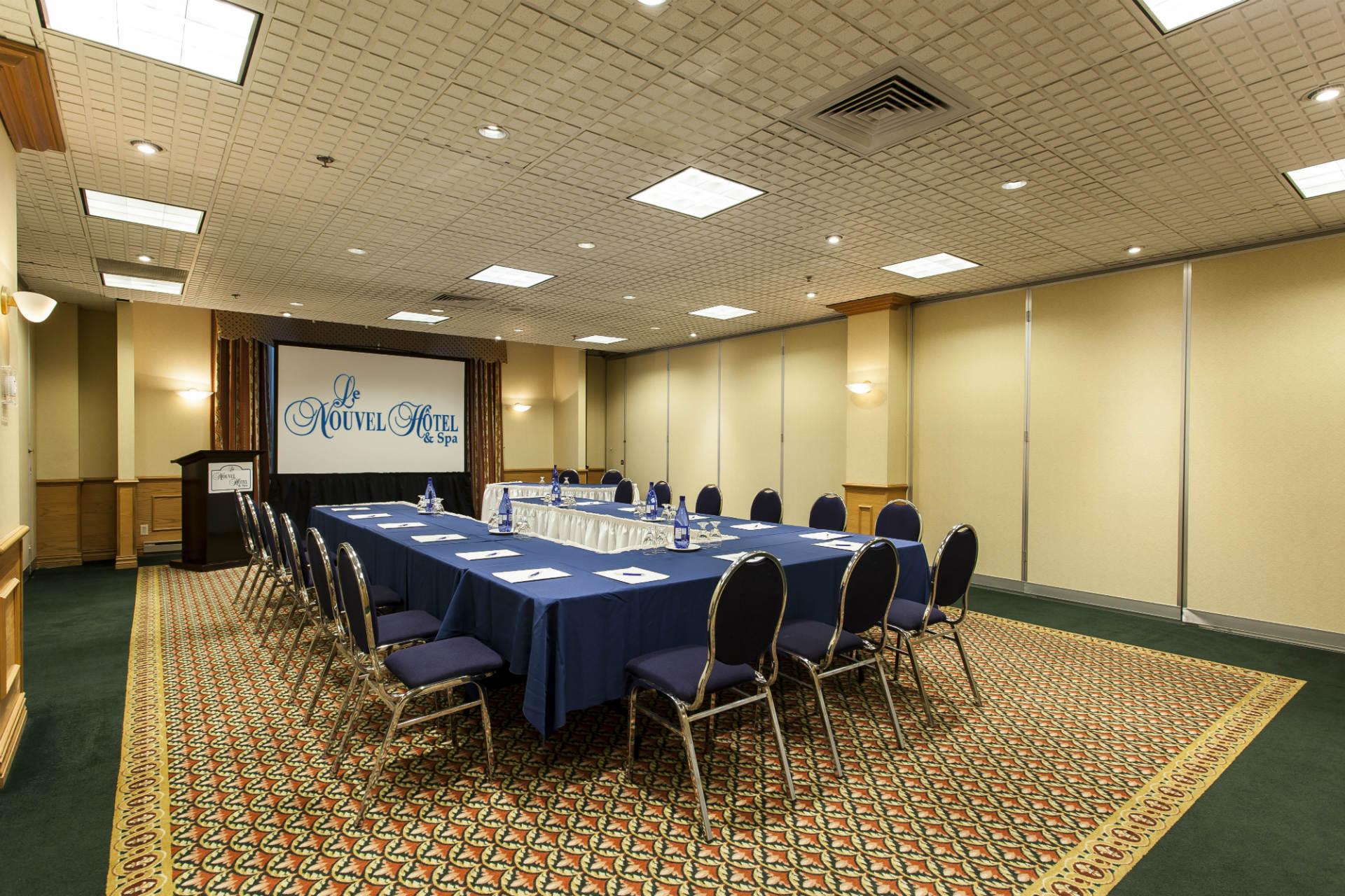 Atwater Salle de réunion