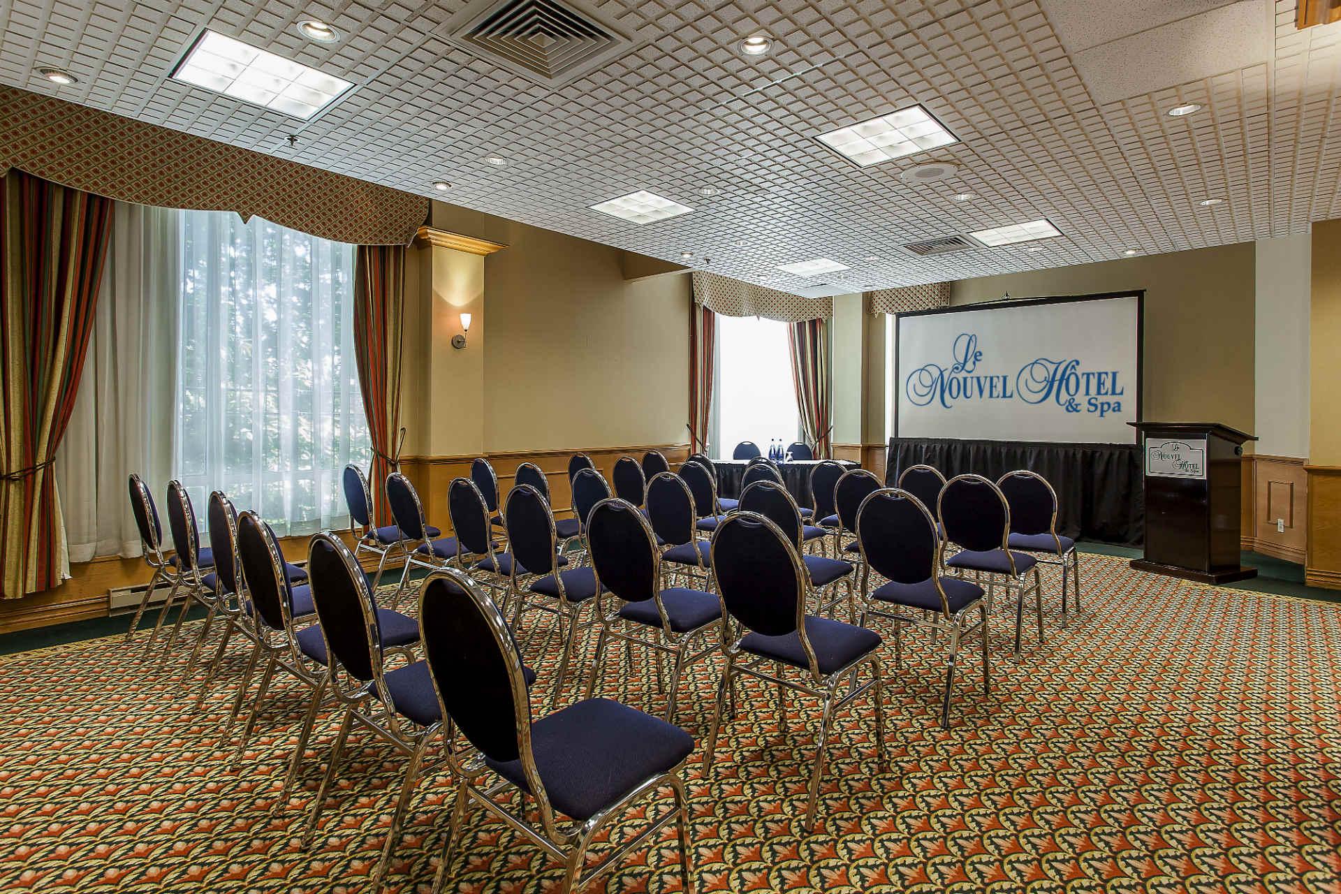 Faubourgh Salle de réunion