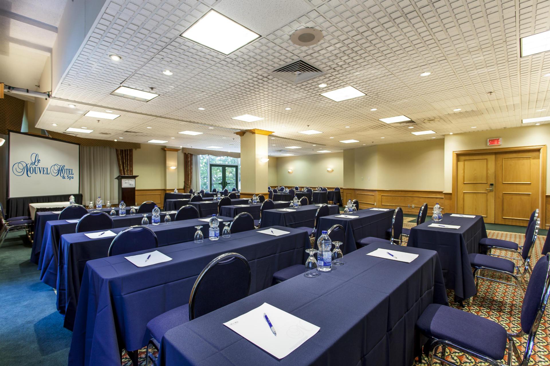 Saint-Mathieu Salle de réunion